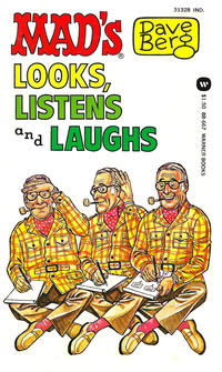 Cover Thumbnail for Mad's Dave Berg Looks, Listens and Laughs (Warner Books, 1979 series) #9 (88-667)