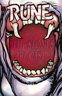 Cover Thumbnail for Sludge (Malibu, 1993 series) #1 [Regular Edition]