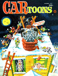 Cover Thumbnail for CARtoons (Petersen Publishing, 1961 series) #26