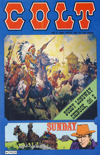 Cover Thumbnail for Colt (Semic, 1978 series) #3/1984