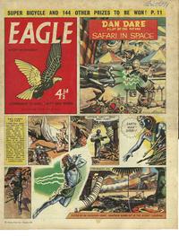 Cover Thumbnail for Eagle (Longacre Press, 1959 series) #v10#2