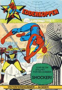 Cover Thumbnail for Edderkoppen (Atlantic Forlag, 1978 series) #2/1981