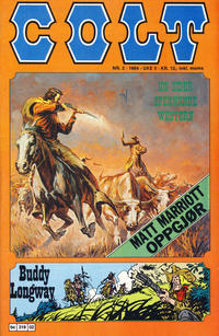 Cover Thumbnail for Colt (Semic, 1978 series) #2/1984