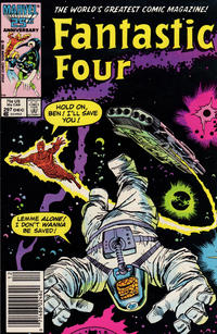 Cover Thumbnail for Fantastic Four (Marvel, 1961 series) #297 [Newsstand]