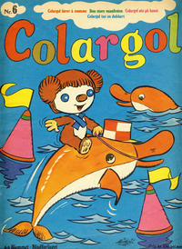 Cover Thumbnail for Colargol (Hjemmet / Egmont, 1976 series) #6