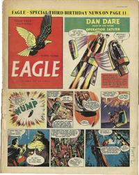 Cover Thumbnail for Eagle (Hulton Press, 1950 series) #v4#1