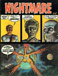 Cover Thumbnail for Nightmare (Yaffa / Page, 1975 ? series) #[nn]