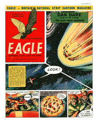 Cover Thumbnail for Eagle (Hulton Press, 1950 series) #v6#39