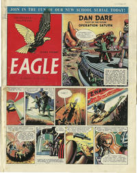 Cover Thumbnail for Eagle (Hulton Press, 1950 series) #v4#21