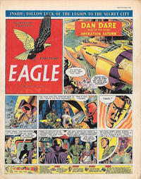 Cover Thumbnail for Eagle (Hulton Press, 1950 series) #v5#8