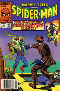 Cover Thumbnail for Marvel Tales (Marvel, 1966 series) #164 [Newsstand]