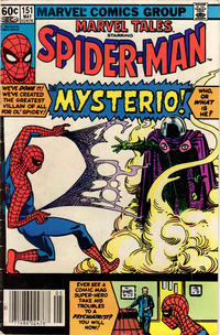 Cover for Marvel Tales (Marvel, 1966 series) #151 [Direct Edition]