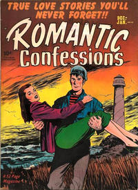 Cover Thumbnail for Romantic Confessions (Hillman, 1949 series) #v2#5