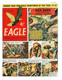 Cover Thumbnail for Eagle (Hulton Press, 1950 series) #v6#48
