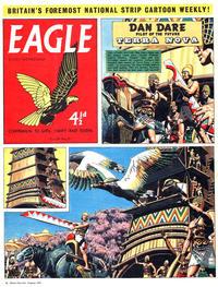 Cover Thumbnail for Eagle (Longacre Press, 1959 series) #v10#27