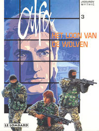 Cover Thumbnail for Alfa (Le Lombard, 1999 series) #3 - Het loon van de wolven