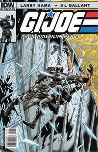 Cover Thumbnail for G.I. Joe: A Real American Hero (IDW, 2010 series) #169