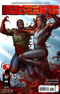 Cover Thumbnail for Berserker (Top Cow Productions, 2009 series) #6
