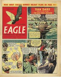 Cover Thumbnail for Eagle (Hulton Press, 1950 series) #v6#23