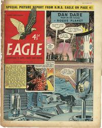 Cover Thumbnail for Eagle (Hulton Press, 1950 series) #v8#3