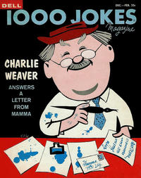 Cover Thumbnail for 1000 Jokes (Dell, 1939 series) #92