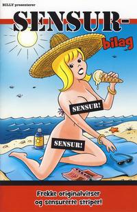 Cover Thumbnail for Bilag til Billy (Hjemmet / Egmont, 2001 series) #16/2011