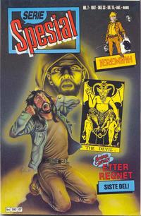 Cover Thumbnail for Seriespesial (Semic, 1979 series) #7/1987