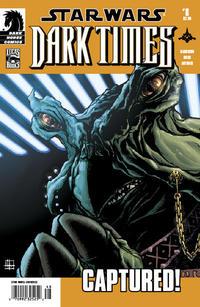 Cover Thumbnail for Star Wars: Dark Times (Dark Horse, 2006 series) #8 [Newsstand]