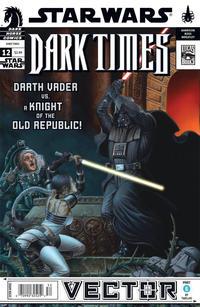 Cover Thumbnail for Star Wars: Dark Times (Dark Horse, 2006 series) #12 [Newsstand]