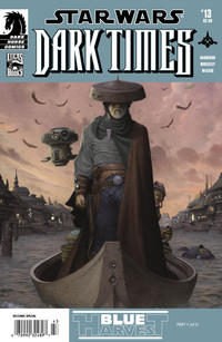Cover Thumbnail for Star Wars: Dark Times (Dark Horse, 2006 series) #13 [Newsstand]