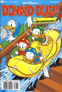 Cover Thumbnail for Donald Duck & Co (Hjemmet / Egmont, 1997 series) #34/2011