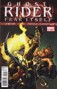 Cover Thumbnail for Ghost Rider (Marvel, 2011 series) #2