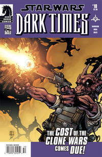 Cover Thumbnail for Star Wars: Dark Times (Dark Horse, 2006 series) #10 [Newsstand]