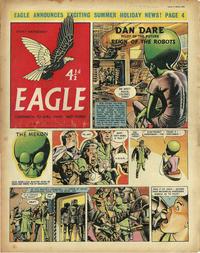 Cover Thumbnail for Eagle (Hulton Press, 1950 series) #v8#10