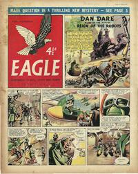 Cover for Eagle (Hulton Press, 1950 series) #v8#12