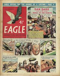 Cover Thumbnail for Eagle (Hulton Press, 1950 series) #v8#13
