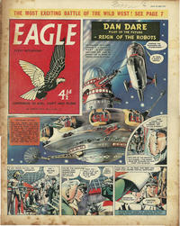 Cover Thumbnail for Eagle (Hulton Press, 1950 series) #v8#17