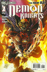 Cover Thumbnail for Demon Knights (DC, 2011 series) #1