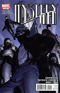 Cover Thumbnail for Mystery Men (Marvel, 2011 series) #5