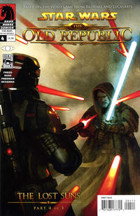 Cover Thumbnail for Star Wars: The Old Republic - The Lost Suns (Dark Horse, 2011 series) #4