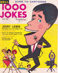 Cover Thumbnail for 1000 Jokes (Dell, 1939 series) #103