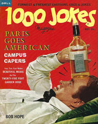 Cover Thumbnail for 1000 Jokes (Dell, 1939 series) #195 [105]