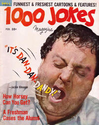 Cover Thumbnail for 1000 Jokes (Dell, 1939 series) #194 [100]