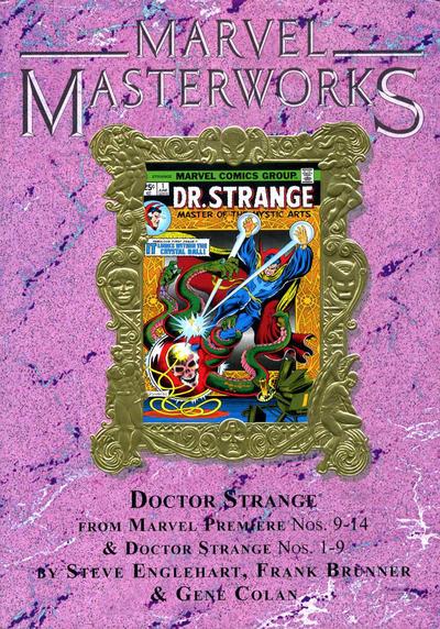 Cover for Marvel Masterworks: Doctor Strange (Marvel, 2003 series) #5 (157) [Limited Variant Edition]