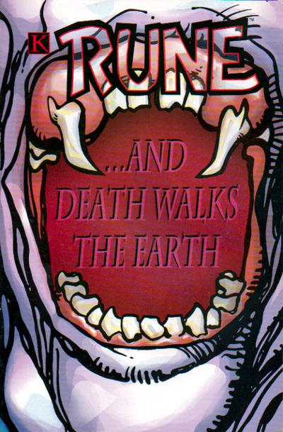 Cover for The Solution (Malibu, 1993 series) #2