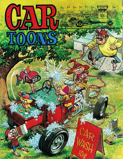 Cover for CARtoons (Petersen Publishing, 1961 series) #65