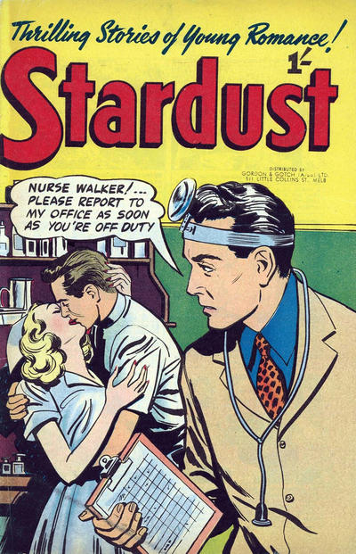 Cover for Stardust (Magazine Management, 1954 ? series) #[nn]