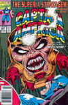 Cover Thumbnail for Captain America (1968 series) #387 [Newsstand Edition]