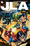 Cover for JLA: The Deluxe Edition (DC, 2008 series) #1