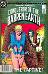 Cover for Conqueror of the Barren Earth (DC, 1985 series) #2 [Newsstand]